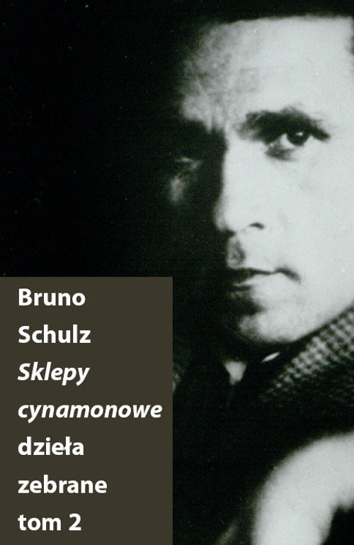 okładka Sklepy cynamonowe Dzieła zebrane Tom 2książka      Schulz Bruno