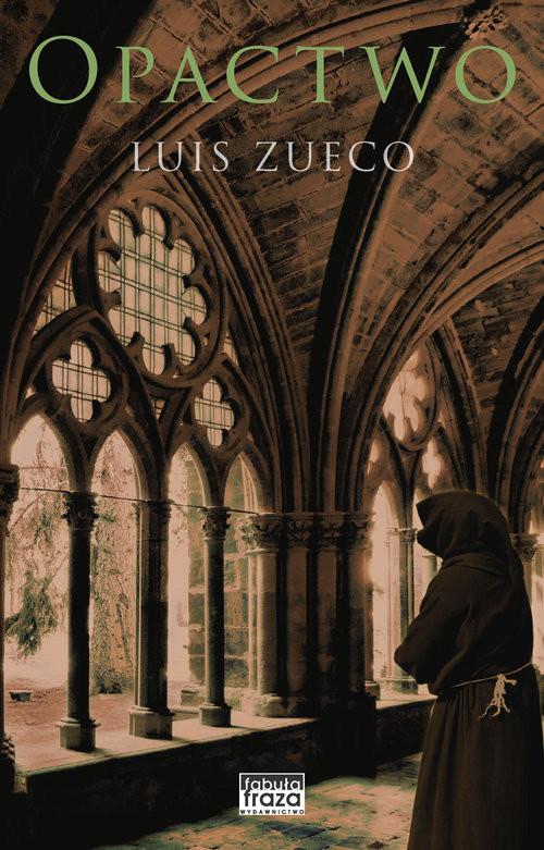 okładka Opactwo, Książka | Zueco Luis
