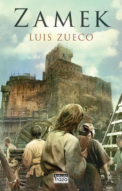 okładka Zamek, Książka | Zueco Luis
