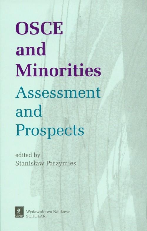 okładka OSCE and Minorities Assessment and Prospects, Książka | Stanisław  Parzymies