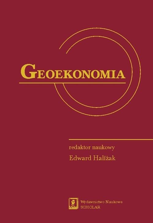 okładka Geoekonomia, Książka |