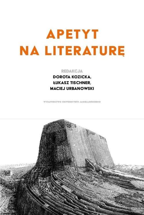 okładka Apetyt na literaturę, Książka  