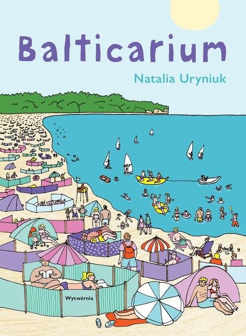okładka Balticarium, Książka | Uryniuk Natalia