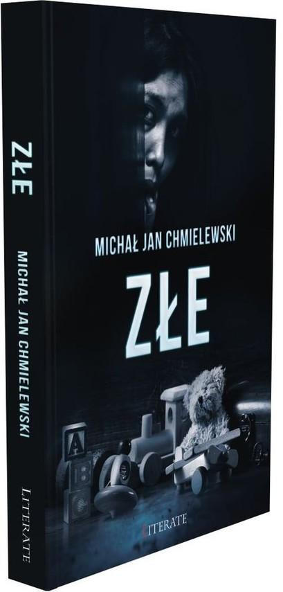okładka Złe, Książka | Michał Jan Chmielewski