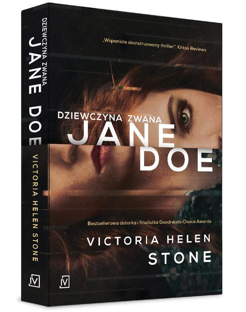 okładka Dziewczyna zwana Jane Doe, Książka | Helen Stone Victoria