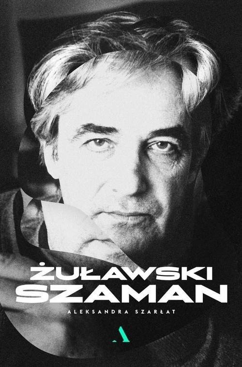 okładka Żuławski. Szaman, Książka | Szarłat Aleksandra