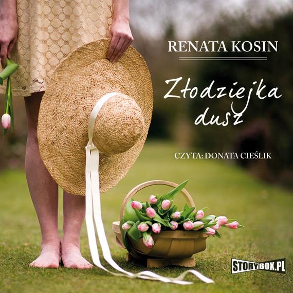 okładka Złodziejka duszaudiobook   MP3   Renata Kosin