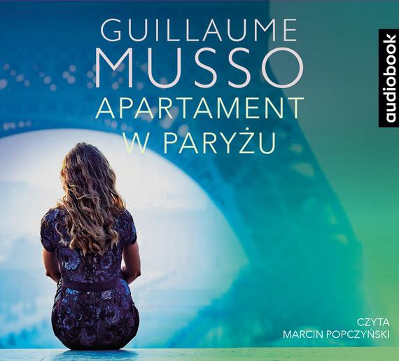 okładka APARTAMENT W PARYŻUaudiobook | MP3 | Guillaume Musso