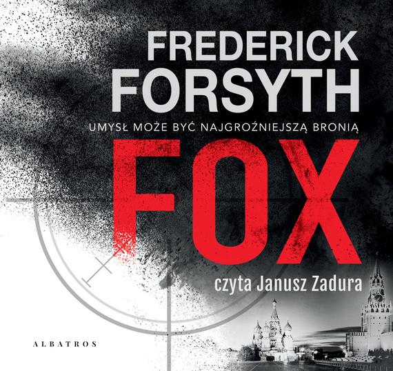 okładka FOX, Audiobook | Frederick Forsyth