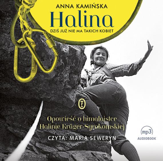 okładka Halina, Audiobook | Anna Kamińska