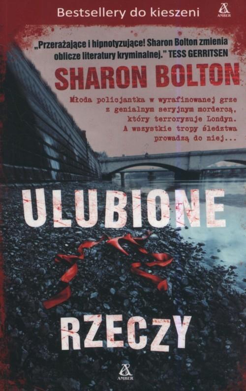 okładka Ulubione rzeczyksiążka |  | Sharon Bolton