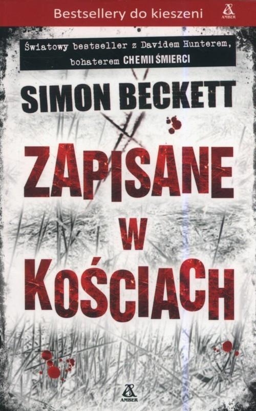 okładka Zapisane w kościachksiążka      Beckett Simon