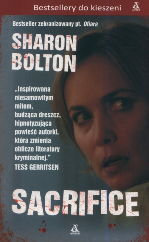 okładka Sacrifice, Książka | Sharon Bolton