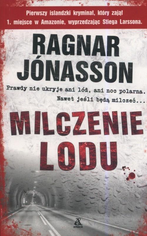 okładka Milczenie lodu, Książka | Jonasson Ragnar