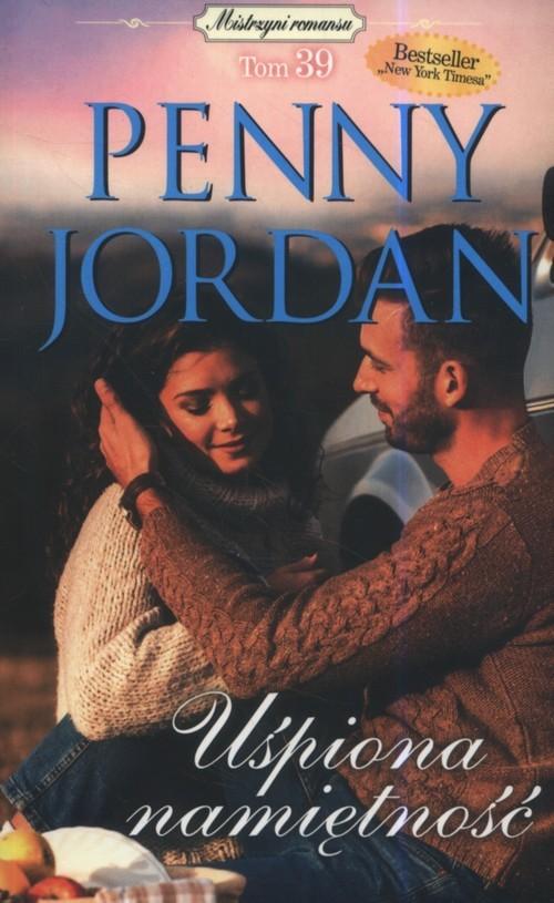 okładka Uśpiona namiętność, Książka | Jordan Penny