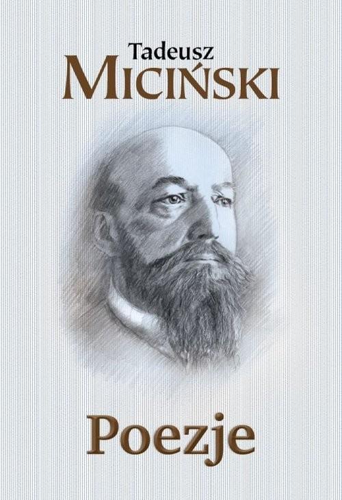 okładka Poezje, Książka | Tadeusz  Miciński