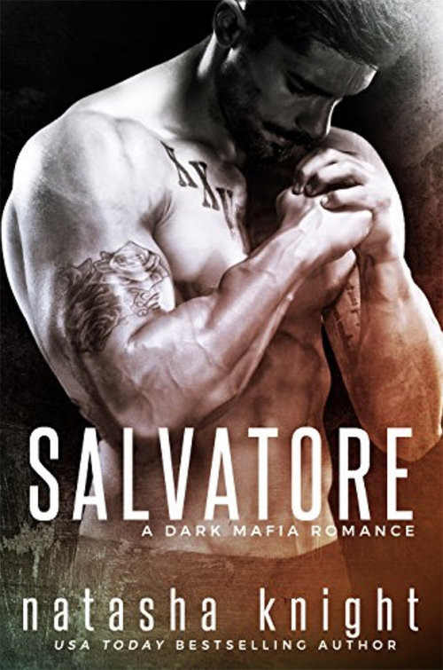 okładka Salvatore, Książka | Knight Natasha
