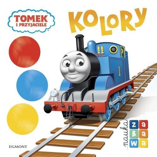 okładka Tomek i przyjaciele Kolory, Książka |