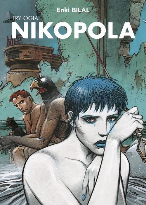okładka Trylogia Nikopola, Książka | Bilal Enki