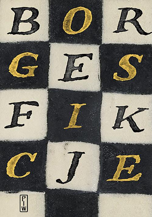 okładka Fikcje, Książka   Jorge Luis Borges