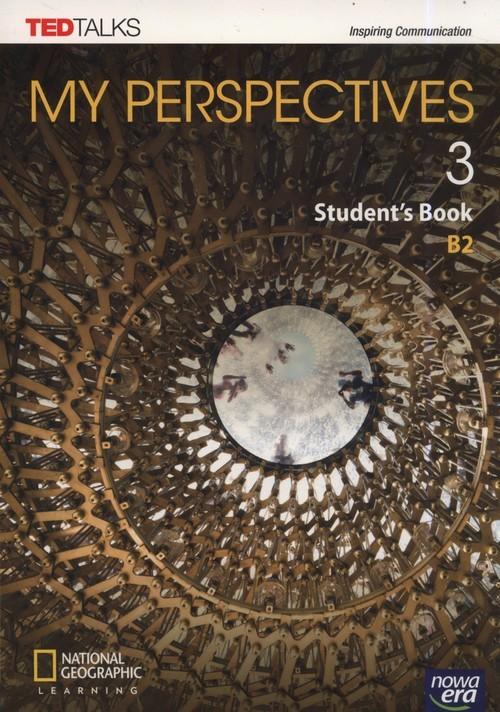 okładka My Perspectives 3 Student's Book Szkoła ponadpodstawowa, Książka | Hugh Dellar, Lewis Lansford, Robert Górniak, praca zbiorowa