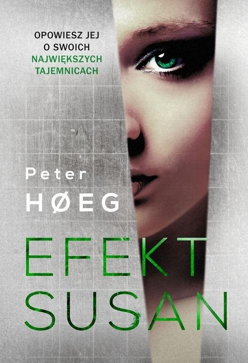 okładka Efekt Susan, Książka   Hoeg Peter