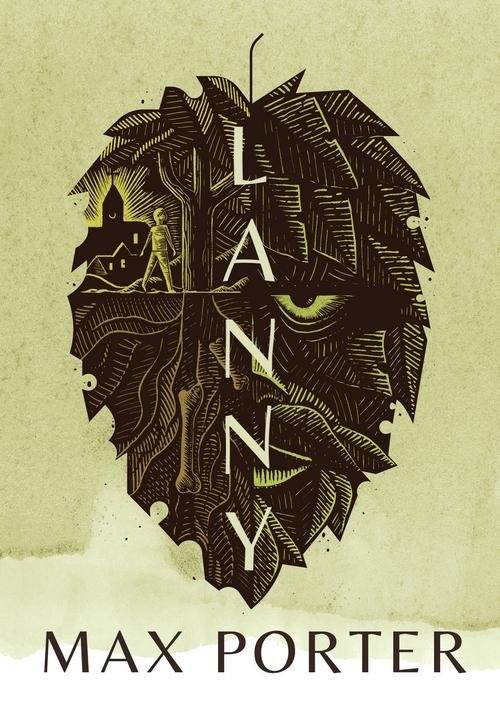 okładka Lanny, Książka | Porter Max