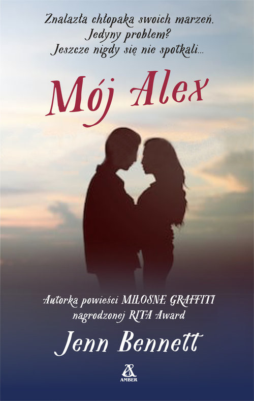 okładka Mój Alex, Książka | BENNETT JENN
