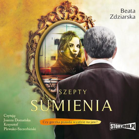 okładka Szepty sumienia, Audiobook | Beata Zdziarska