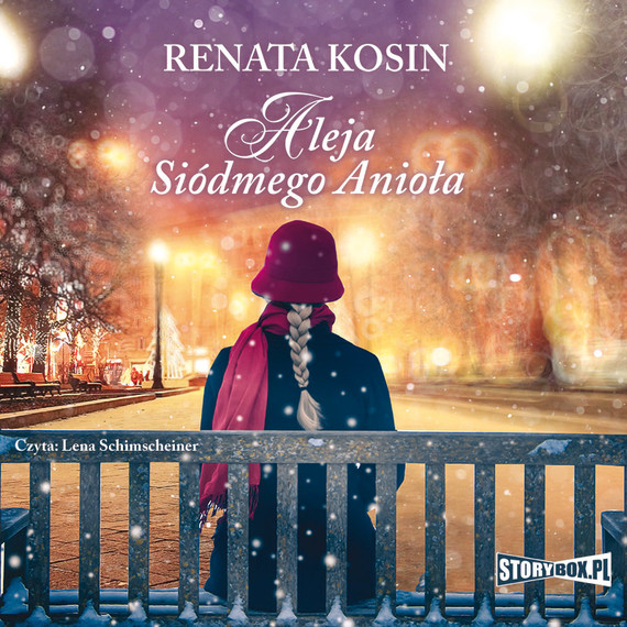 okładka Aleja Siódmego Anioła, Audiobook   Renata Kosin