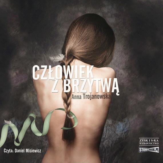 okładka Człowiek z brzytwąaudiobook   MP3   Anna Trojanowska