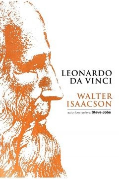 okładka Leonardo da Vinci, Książka | Isaacson Walter