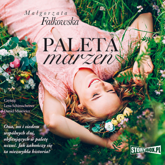 okładka Paleta marzeńaudiobook | MP3 | Małgorzata Falkowska