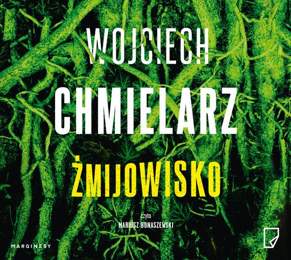 okładka Żmijowiskoaudiobook | MP3 | Wojciech Chmielarz