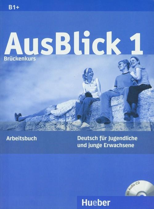 okładka Ausblick 1 Arbeitsbuch +CD, Książka | Anni Fischer-Mitziviris, Sy Janke-Papanikolau