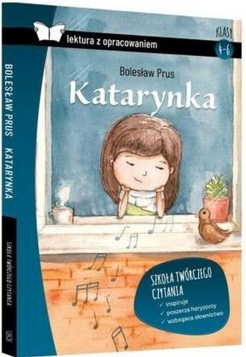 okładka Katarynka Lektura z opracowaniem, Książka | Bolesław Prus
