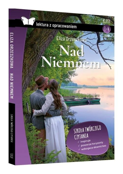 okładka Nad Niemnem Lektura z opracowaniem, Książka | Orzeszkowa Eliza