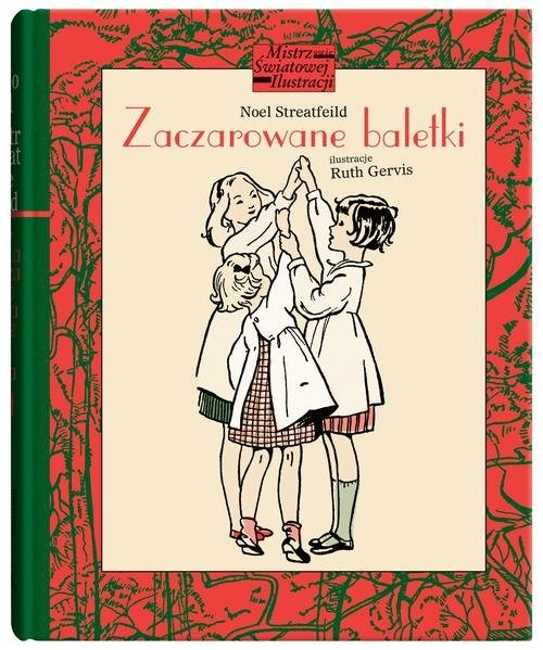 okładka Zaczarowane baletki, Książka | Streatfeild Noel