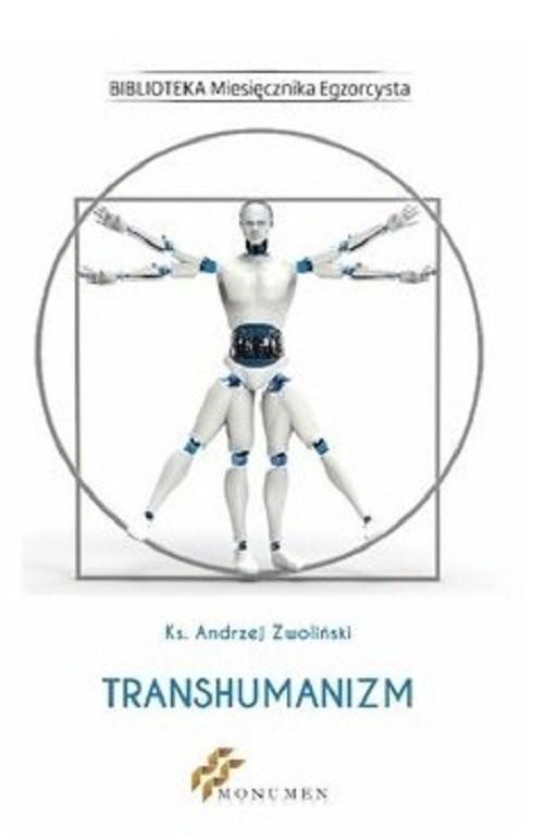 okładka Transhumanizm, Książka | Andrzej ks. Zwoliński