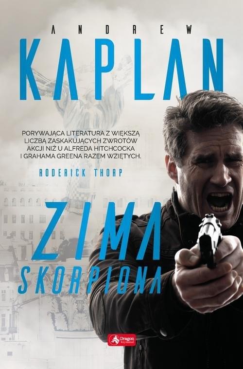 okładka Zima Skorpiona, Książka | Andrew Kaplan