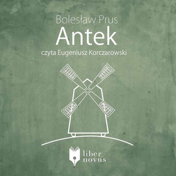 okładka Antek, Audiobook | Bolesław Prus