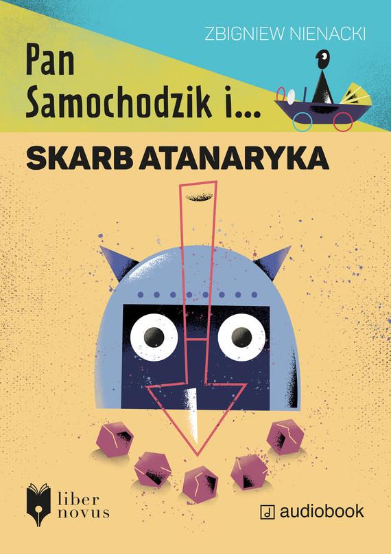 okładka Pan Samochodzik i skarb Atanarykaaudiobook | MP3 | Zbigniew Nienacki