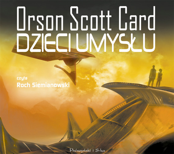 okładka Dzieci umysłu, Audiobook | Orson Scott Card