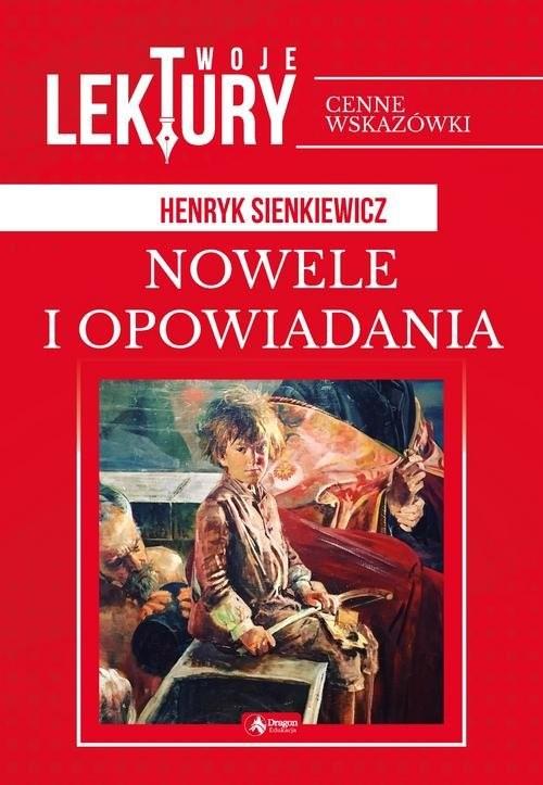 okładka Nowele i opowiadania, Książka | Sienkiewicz Henryk