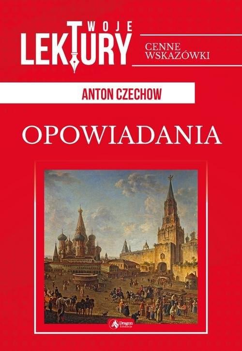 okładka Opowiadania, Książka | Czechow Anton