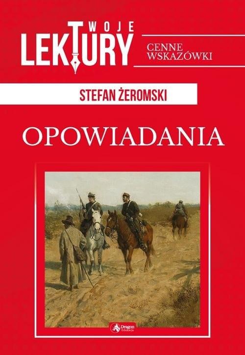okładka Opowiadania, Książka | Stefan Żeromski
