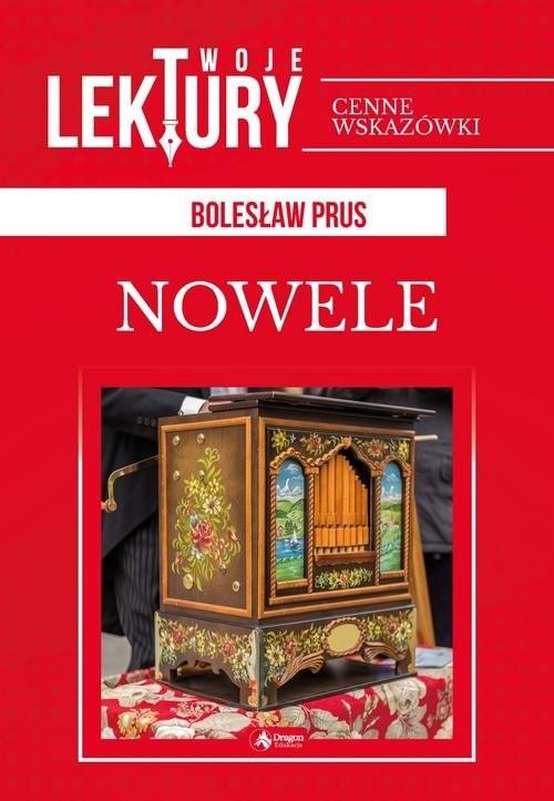 okładka Nowele, Książka | Prus Bolesław
