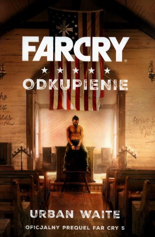 okładka FarCry Odkupienie, Książka | Waite Urban