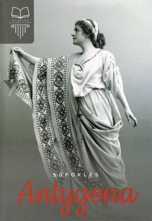 okładka Antygona, Książka | Sofokles