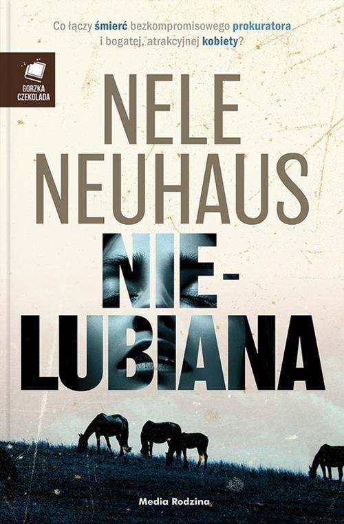 okładka Nielubiana II wydanie, Książka | Nele Neuhaus